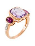 Pendentif Diamond Drop Or Jaune et Diamant 1,58ct