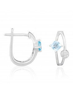 Bague Mythique White & White Or Blanc et Diamant 1,55ct