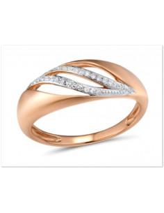 Bague Aurore Diamant 0,78ct Or Blanc