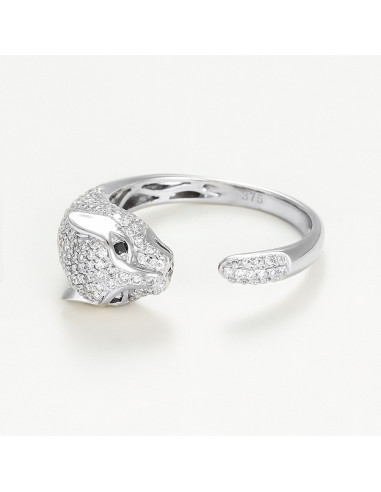 Bague Lilly Diamants 0,29ct Or Blanc