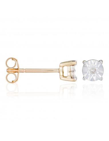 Bague Duo Turn around Diamants 0,25/1 & 0,4/66