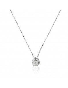 Bague Joli tour de diamants Diamants 0,25 ct/69