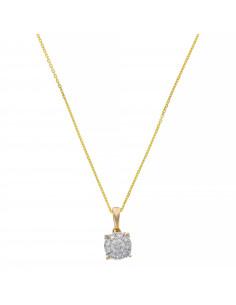 Bague Etincelle Diamants 0,05/5