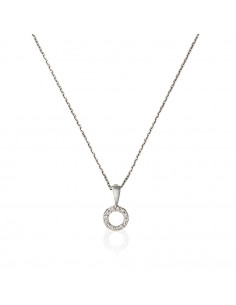 Collier Brillant d'amour D0,33/1