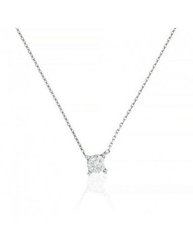 Bague Allée Royale Or Jaune et Diamant 1ct
