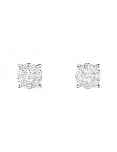 Bague Divine Citrine 10 Or Jaune et Diamant 0,1ct Citrine 3,75ct