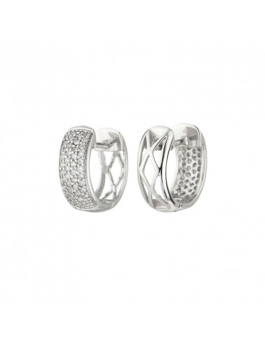 Bague Affection Or Blanc et Diamant 0,11ct