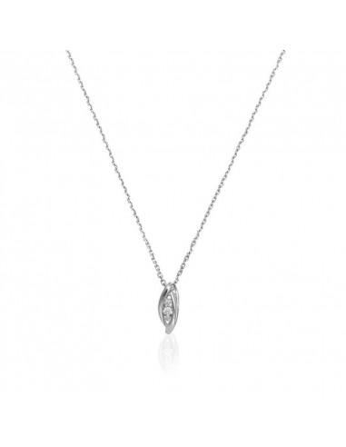 Boucles d'oreilles Puce éclat Or Jaune et Diamant 0,25ct