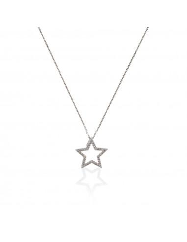 Boucles d'oreilles Les Lumineuses Or Blanc et Diamant 0,15ct