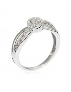 Pendentif Ma Perle Or Jaune et Diamant 0,01ct Perle