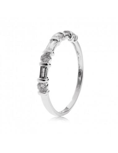 Pendentif Merveille dEmeraude Or Blanc et Diamant 0,06ct Emeraude 0,63ct