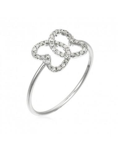 Bracelet Voie Lactée Or Blanc et Diamant 0,15ct