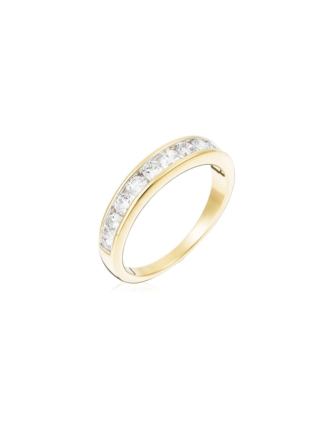 Bague en diamant or