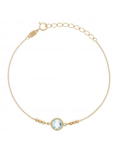 """Bracelet """"Belle Topaze"""""""