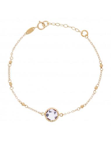 Bracelet Amelia Or 375/1000